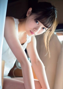 Nogizaka46 Nanase Nishino Nanase on WPB Magazine 002